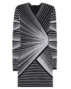 BALMAIN Wrap Stripe Multicolor