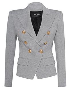 BALMAIN Jersey Grey