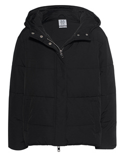 ZOE KARSSEN Relaxed Fit Puffer Black