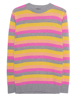 The Elder Statesman Stripes Multicolor