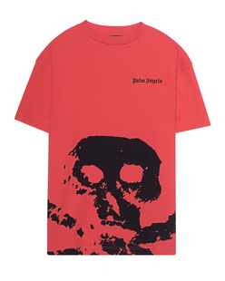 Palm Angels  Skull Red