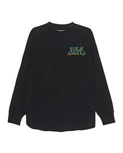 Palm Angels Hue Gothic Over Black