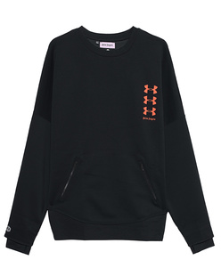 Palm Angels Under Armour Edition Sweater Black