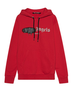 Palm Angels Paris Sprayed Red