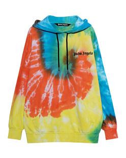 Palm Angels Hoodie Rainbow Multicolor