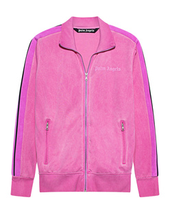 Palm Angels Zip Dyed Track Pink