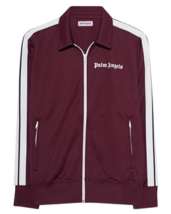 Palm Angels Classic Track Collar Bordeaux