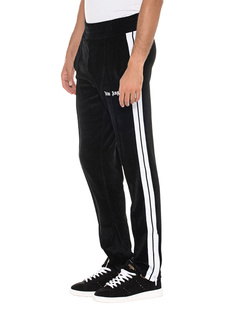 Palm Angels Trackpant Chenille Black
