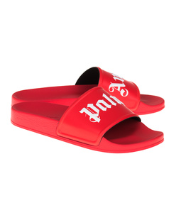 Palm Angels Pool Slider Red
