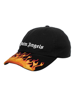 Palm Angels Burning Black