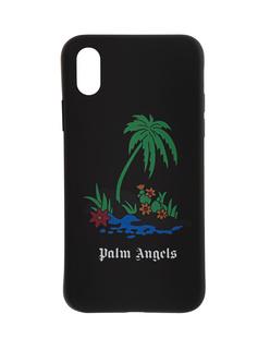 Palm Angels iPhone X Black