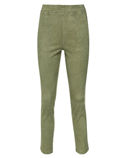 ARMA Provence Stretch Suede Basil Green