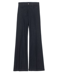 AG Jeans The Lana Wide Leg Dark Blue