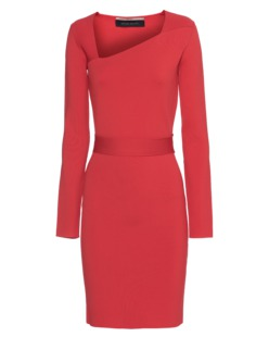 Roland Mouret Barracuda Red