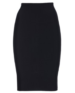 Roland Mouret Double Faced Viscose Black