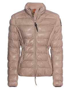 PARAJUMPERS Jodie Leather Cappuccino