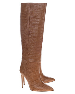 PARIS TEXAS Croco Beige