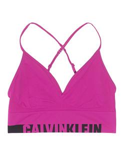CALVIN KLEIN JEANS Bralette Seamless Pink