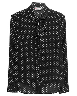 RED VALENTINO Camicia Black