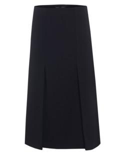 PROENZA SCHOULER Wool Slit Black