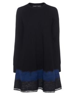 PROENZA SCHOULER Knit A-line Black