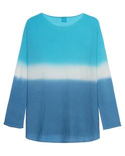 120% LINO Batik Aqua Blue