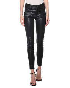 PAIGE Edgemont Leather Pant Black