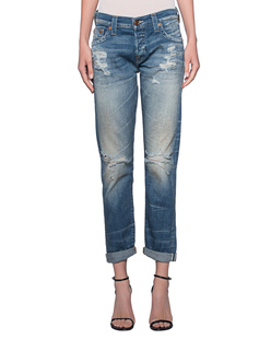 TRUE RELIGION Cameron Boyfriend Blue