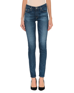 AG Jeans The Prima Mid Rise Cigarette Blue