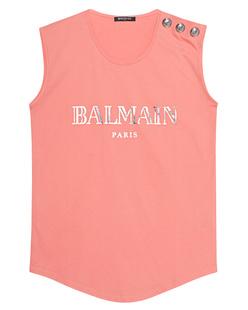 BALMAIN Button Logo Apricot
