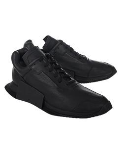 Rick Owens x Adidas RO Level Runner Low II Black