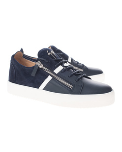 GIUSEPPE ZANOTTI May London Low Stripe Navy