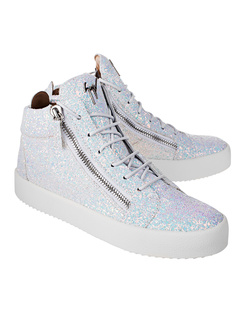 GIUSEPPE ZANOTTI May London Matt Glitt Mild White
