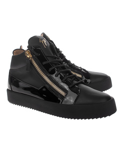 GIUSEPPE ZANOTTI May London Zip Birel Black