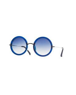 THE ROW EYEWEAR Lennon Gradient Blue