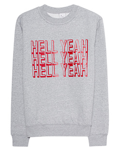 L.A.LU Design Hell Yeah Grey