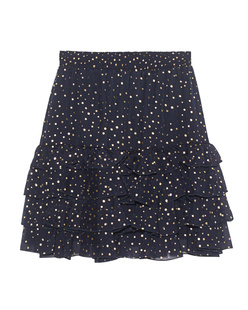 JUST CAVALLI Dots Pleat Navy