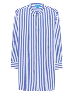 M.i.h JEANS Oversize Shirt Blue Stripe