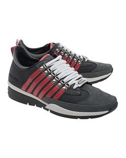 DSQUARED2 251 Sneakers Grigio Corallo
