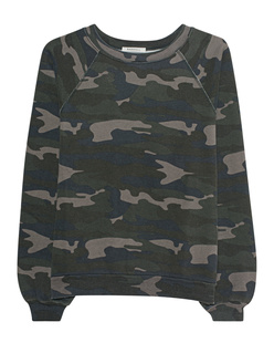 RAGDOLL L.A. Oversized Camouflage Multicolor