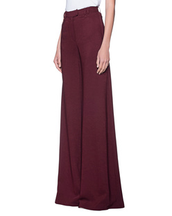 Plein Sud Long High Waist Bordeaux