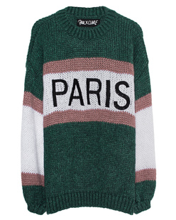 PAUL X CLAIRE Oversize Paris Green