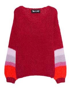 PAUL X CLAIRE Stripes Red