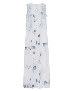 SEE BY CHLOÉ Dotty Flower Long Off White