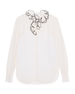 SEE BY CHLOÉ Winter Floral White