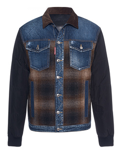 DSQUARED2 Outdoor Western Multicolor