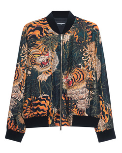 DSQUARED2 Bomber Tiger Multicolor