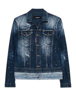 DSQUARED2 Double Destroyed Blue