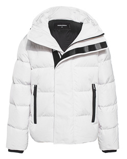 DSQUARED2 Down Hood White