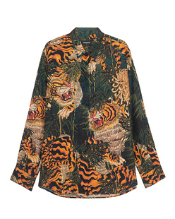 DSQUARED2 Pattern Tiger Multicolor